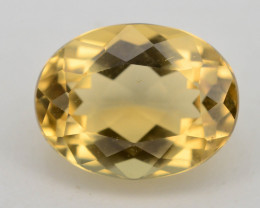 Yellow Color 1.80 Ct Natural Heliodor ~ BERYL