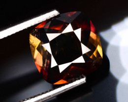 Rainbow Multicolor Rarest 2.05 Ct Natural Axinite !I!