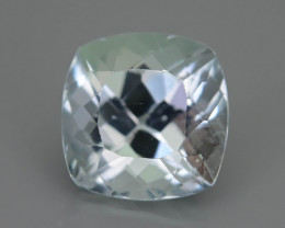 Rare 2.36 ct Amblygonite Soft Green SKU-3