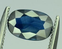Top Grade 0.90 ct Blue Sapphire~Madagascar