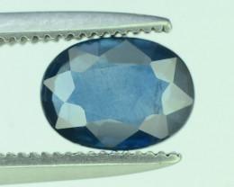 Top Grade 095 ct Blue Sapphire~Madagascar