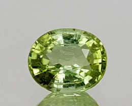 1.11Crt Tourmaline Natural Gemstones JI14