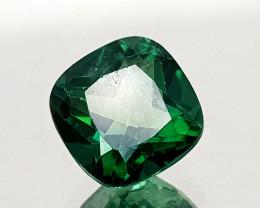 2.76Crt Green Topaz  Natural Gemstones JI14