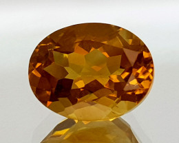 2Crt Madeira Citine Natural Gemstones JI14