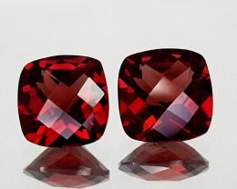 3.39Crt Rhodolite Garnet Natural Gemstones JI14