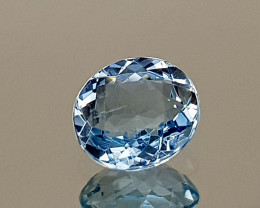 0.39Crt Aquamarine Natural Gemstones JI14