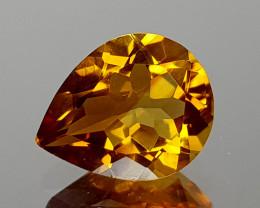 1.39Crt Madeira Citine Natural Gemstones JI14