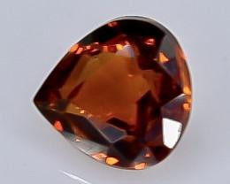 0.57 Crt Natural Spessartite Garnet  Faceted Gemstone.( AB 32)