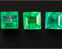 Emerald  0.75 ct Zambia GPC