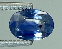 0.47Ct Natural Blue Sapphire Good Quality  Gemstone. BS 21