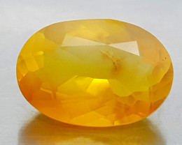 1.89CT FACETED OPAL BEST QUALITY GEMSTONE IIGC39