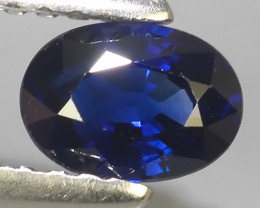 ~Beautiful Natural Gemstone Blue Sapphire Fine Oval Madagascar~