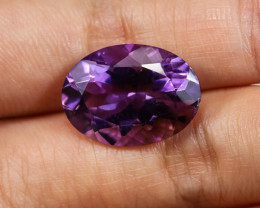10.61ct Lab Certified Natural Amethyst