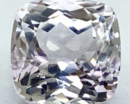 3.75 Ct Kunzite Top Cut Top Luster Quality Gemstone.From Pakistan.PKZ 36