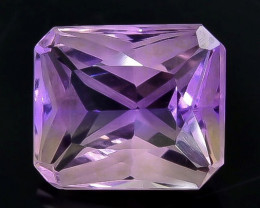 3.68 Crt  Ametrine Faceted Gemstone (Rk-7)