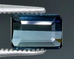 0.91 Crt  Tourmaline Faceted Gemstone (Rk-7)