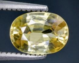 1.75 Crt  Zircon Faceted Gemstone (Rk-7)