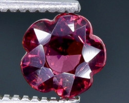 1.00 Crt  Grape Garnet Faceted Gemstone (Rk-7)