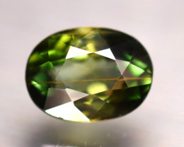 Tourmaline 1.78Ct Natural Green Color Tourmaline D0106/B19