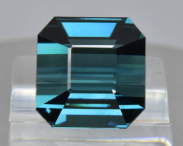 13.00 Cts Excellent Beautiful Natural Blue Green Tourmaline
