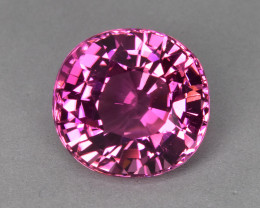 7.60 Cts Mesmerizing Beautiful Color Natural Top Pink Tourmaline