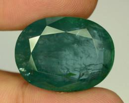 GGI Certified Top Color & Clarity 38.74 ct Emerald ~ Zambia