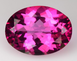 11.06Cts Pink Topaz Top Cut and Luster Gemstone PT2
