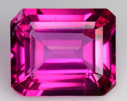 6.72Cts Pink Topaz Top Cut and Luster Gemstone PT17