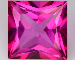 4.46Cts Pink Topaz Top Cut and Luster Gemstone PT32