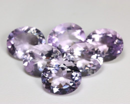 42.42Ct Natural Purple Color Bolivian Amethyst A056