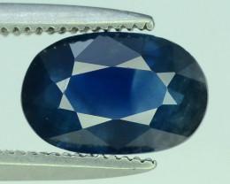 Top Grade 1.40 ct Blue Sapphire~Madagascar