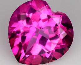 4.25 Cts Pink Topaz Top Cut and Luster Gemstone PT52