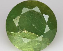 2.19Cts Rare Demantoid Garnet Gemstone DM1