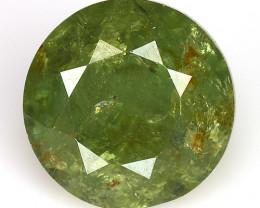 2.11Cts Rare Demantoid Garnet Gemstone DM2