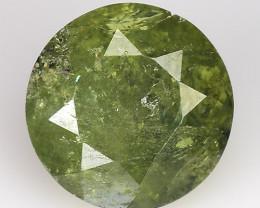 1.81Cts Rare Demantoid Garnet Gemstone DM4