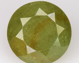 1.43Cts Rare Demantoid Garnet Gemstone DM5