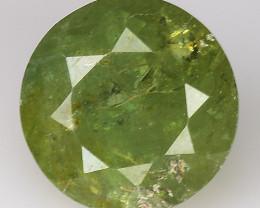 1.34Cts Rare Demantoid Garnet Gemstone DM7