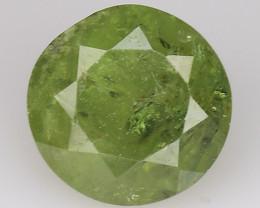 1.40Cts Rare Demantoid Garnet Gemstone DM9