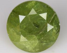 1.25Cts Rare Demantoid Garnet Gemstone DM14