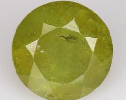 1.06Cts Rare Demantoid Garnet Gemstone DM13