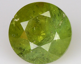 0.82Cts Rare Demantoid Garnet Gemstone DM27