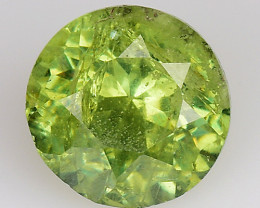 0.50Cts Rare Demantoid Garnet Gemstone DM32