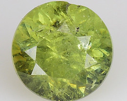 0.40Cts Rare Demantoid Garnet Gemstone DM33