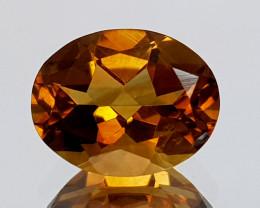 1.59Crt Madeira Citine Natural Gemstones JI15