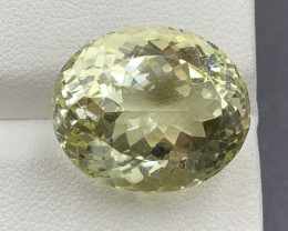 20.17 ct Lemon Quartz Gemstone