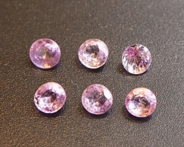 2.28ct natural unheated pink sapphire