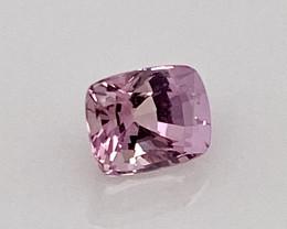 0.62 Ct Super Rare Pink Zoisite (Tanzanite)
