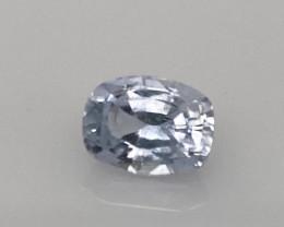 1.37 ct Sapphire - Pale blue