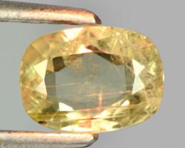 0.93 Cts Rare Color Changing Diaspore Natural Gemstone