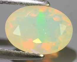 1.55 CT BEST QUALITY~RARE COLOR EXTREME LUSTROUS GENUINE OPAL!